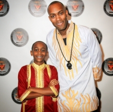 Jaylen and Chris Moxley