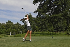 Women's Golfer Mary Kate Hiller