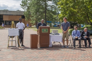 Commemorative Time Capsule to Bridge University's Past and Future
